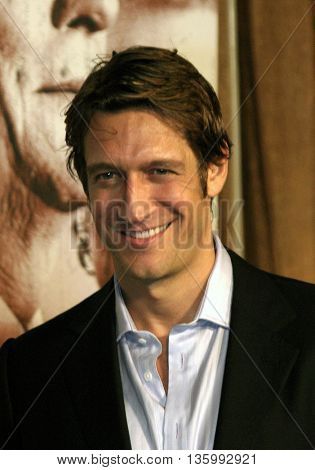 Robert Gant at the 56th Annual Primetime Emmy Awards - Showtime After Party held at the Morton's in Beverly Hills, USA on September 19, 2004.