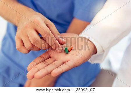 Handsome Medical Doctors