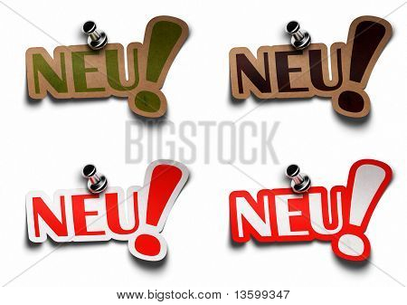 neu, german new