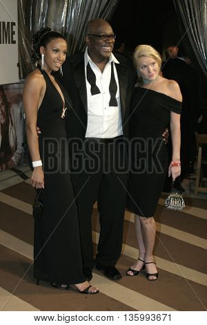 Louis Gossett Jr. at the 56th Annual Primetime Emmy Awards - Showtime After Party held at the Morton's in Beverly Hills, USA on September 19, 2004.