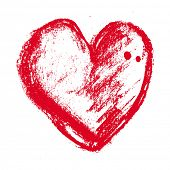 picture of love heart  - heart - JPG
