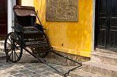 stock photo of champa  - Traditional Mode Of Transportation - JPG