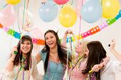 pic of birthday party  - Birthday party celebration  - JPG