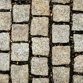 picture of stone floor  - stone ground - JPG