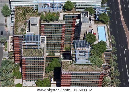 Urban upscale Condos