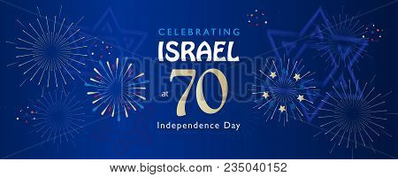 Israel 70 Anniversary Independence Day