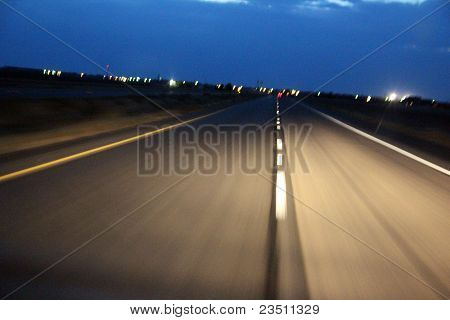 Moving highway
