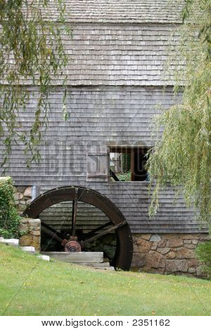 Dexter'S Grist Mill