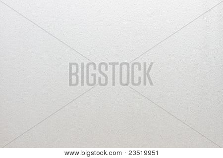 Texture Of White Frosted Glass