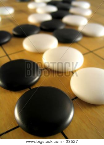 Ancient Game Of Go