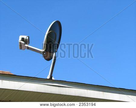 Home Satellite Dish
