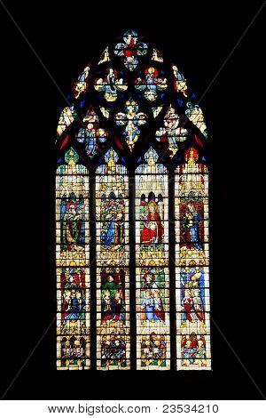 Vitrales de Chartres cathedral