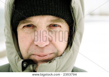 Retrato positivo de invierno
