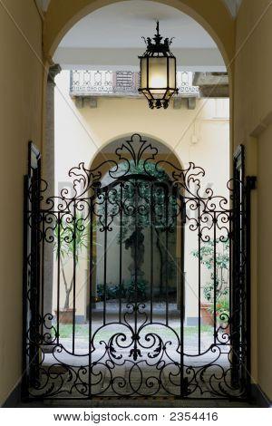 Arquitectura-Casa detalle, Italiano