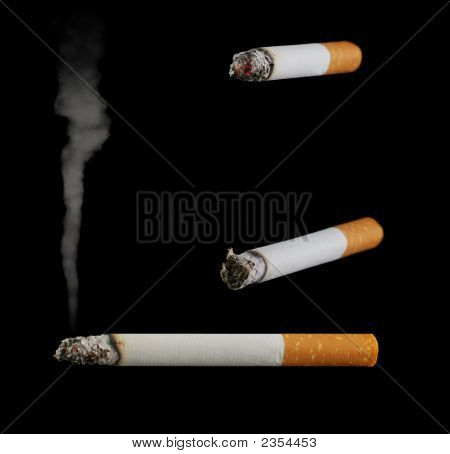 Set Of Cigarettes