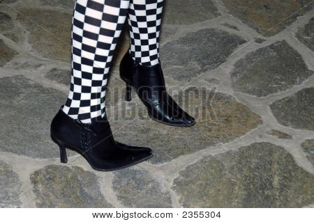 Shoes And Checkers