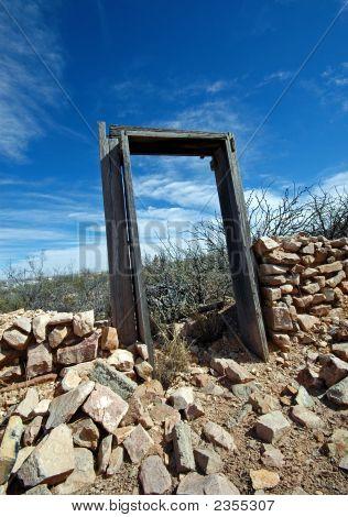 Ruins Door