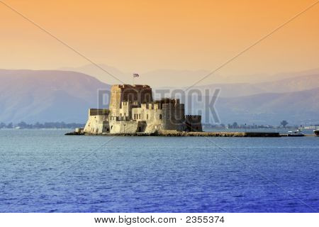 Fort Bourtzi - Nauplio, Greece