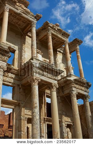 Ephesus In Turkey