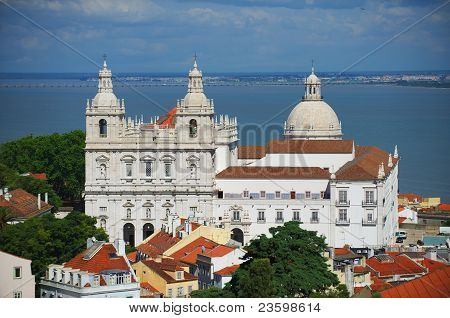 Cathedral Of Lisboa