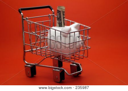 Object Money Cart
