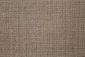 Flax Canvas As Background Or Texture. Fabric Flax Canvas Texture As Background. Grunge Natural Linen poster