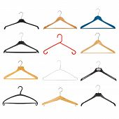 Coat Hanger Set