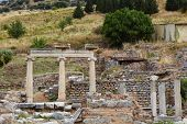 picture of artemis  - The old ruins of the city of Ephesus in modern day Turkey - JPG
