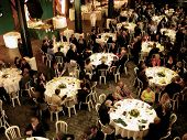 picture of party people  - elegant party diner - JPG