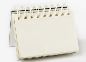 stock photo of annal  - daily planner - JPG
