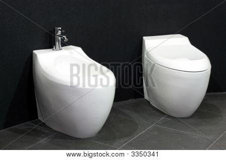Bidet And Toilet 2