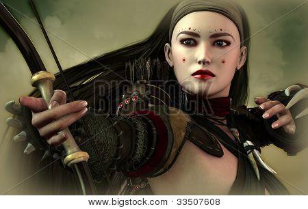 Archer Maid