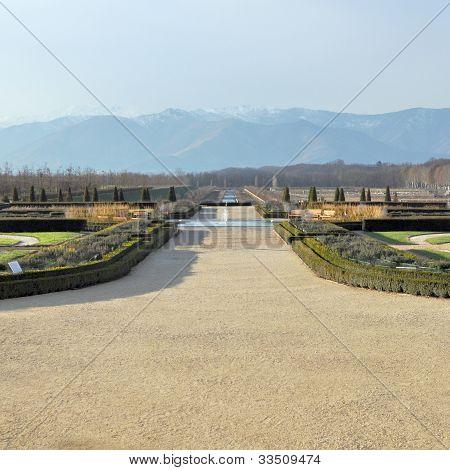 Reggia di Venaria Gardens