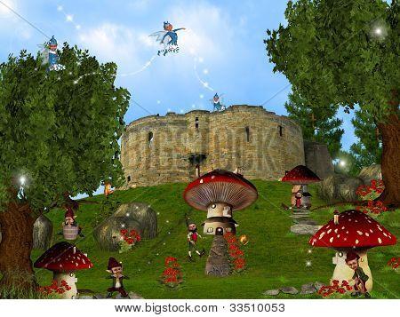 Gnomes Wonderland