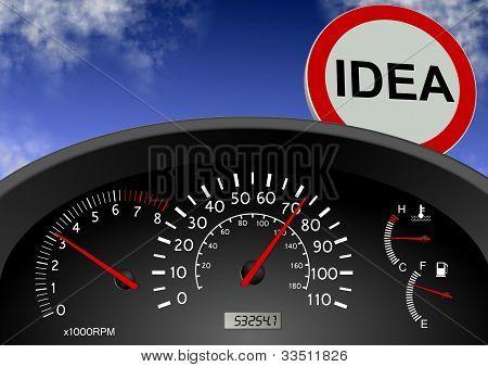 Idea Ahead