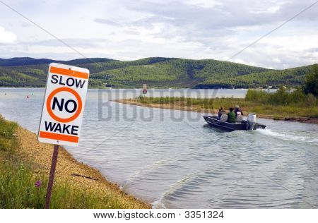 Slow No Wake