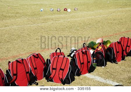 Soccer Gear.