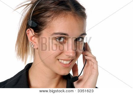 Contact Person Female