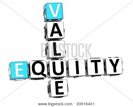 3D Value Equity Crossword