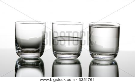 Half-Full Or Half-Empty