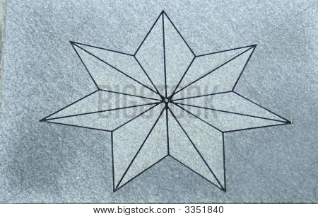 Star Of The Cherokee Nation Stock Photo & Stock Images | Bigstock