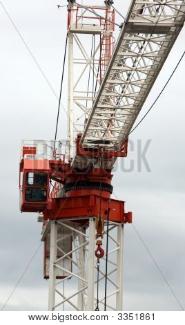 Crane Control Cabin