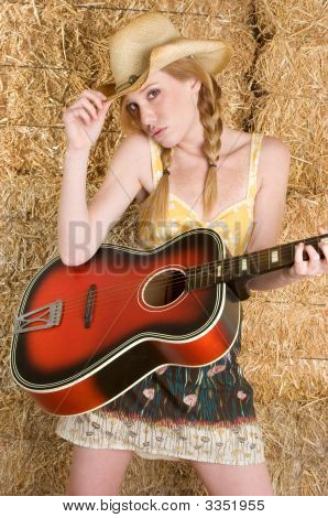 Pretty Country Girl