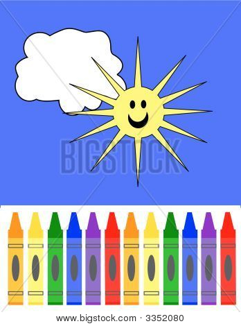 Color A Happyday