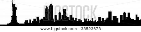 Silhueta de Nova York 1. eps
