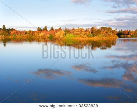 Lake Pertobe Warrnambool Australia