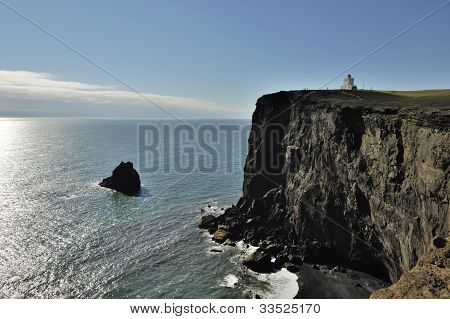 South coast of Iceland.
