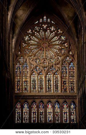 Catedral de Saint Etienne de Metz