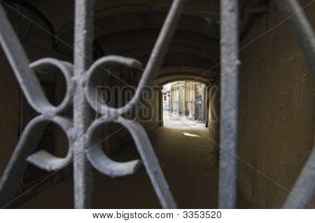 View Through Gates