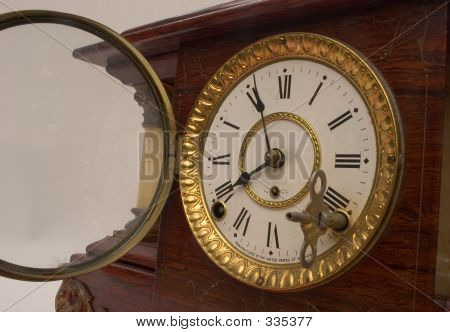 Antique Clock 2